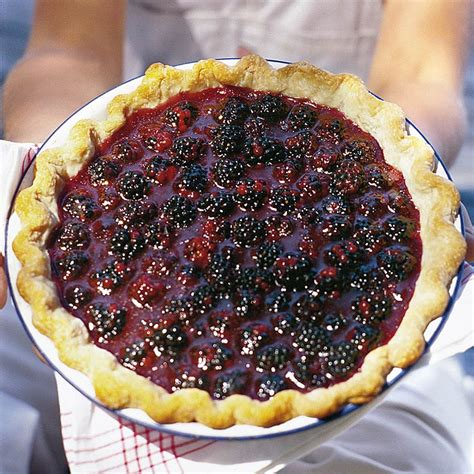 fresh blackberry pie recipe myrecipes