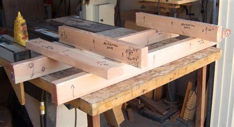 woodworking caul shop made cauls