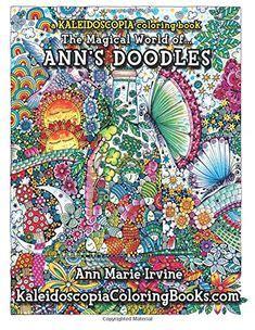 anns doodles a kaleidoscopia 1517158036 jasmine becket griffith coloring book a fantasy art adventure by jasmine becket griffith http