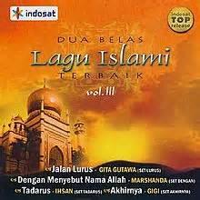 Cd Haddad Alwi Jalan Cinta 2 kumpulan lagu islami terbaik vol 3 free