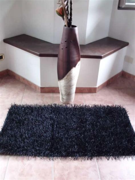 tappeti shaggy economici tappeti shaggy argento azzurro nero arancione lilla bianco
