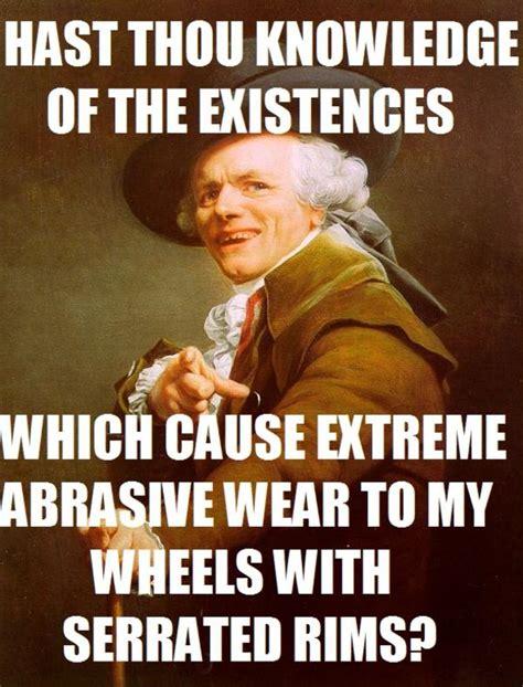 Joseph Ducreux Meme - image 641999 joseph ducreux archaic rap know