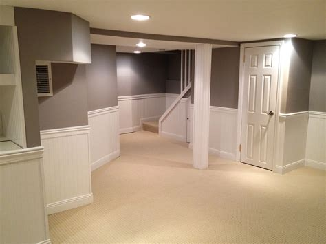 basement finishing in central northern new jersey