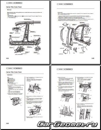 car repair manuals download 2008 honda pilot seat position control кузовные размеры honda pilot 2009 2015 body repair manual