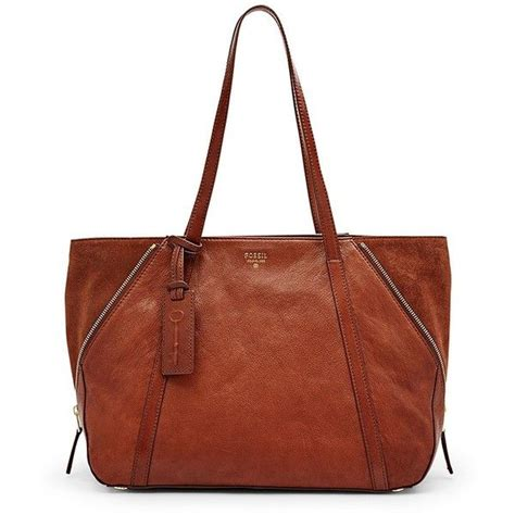 Fossil Totebag fossil gwen shopper shb1286200 color brown 149 liked