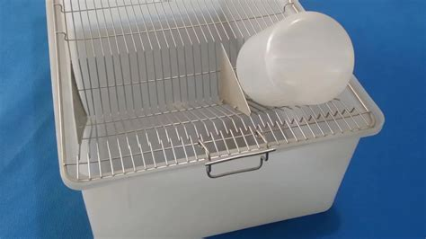 Kandang Acrylic wholesale common size lab rodent mouse cages rat cage buy