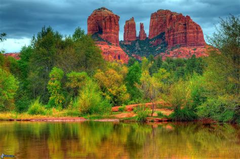 most beautiful states in the us the most naturally sedona arizona