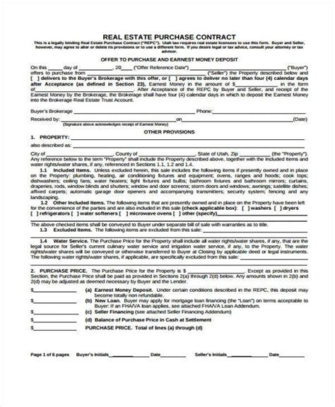 usufruct agreement template free contract for deed fabulous contract template