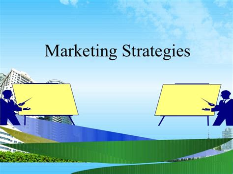 Mba Ppt On Advertising by Marketing Strategies Ppt Bec Doms Bagalkot Mba