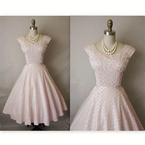 50 s cocktail dress vintage 50 s cocktail dress vintage 1950 s pink brocade