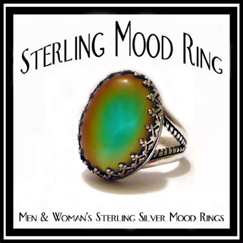 mood swing rings mood ring colors and meanings
