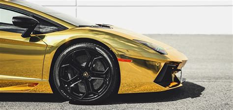 Gold Lamborghini For Sale Gold Lamborghini Aventador In Canada Autofluence