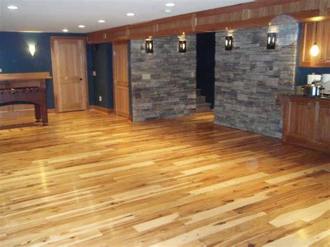 basement flooring for unpredictable oregon weather