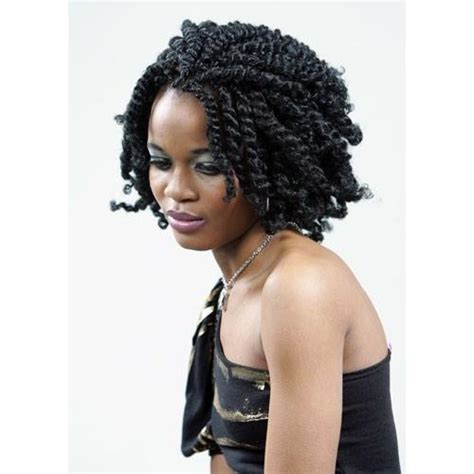 Fluffy Hair Twist By Kadi | kadi natural fluffy twist hair hattach 233 beauty