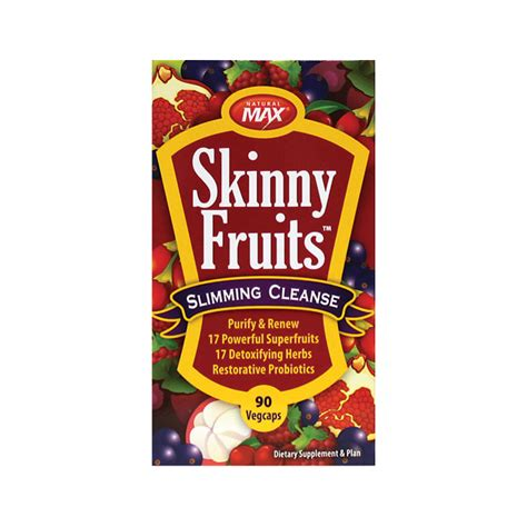 Fruit Flush Detox Reviews by Max Fruits Slimming Cleanse Featuring