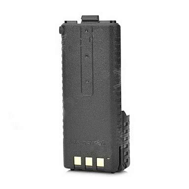 Taffware Walkie Talkie Extended Battery 3800mah Bl 5 For Baofeng baofeng bl 5l replacement walkie talkie lengthened 3800mah