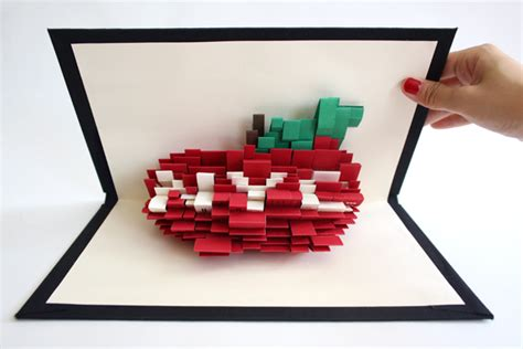 pop up pop up books the popular edge pop up and book arts news