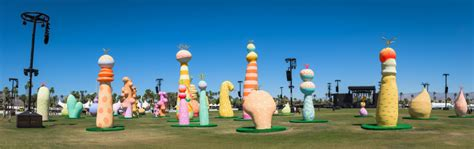 riot and craft garden city 2017 coachella installations are a riot of color and