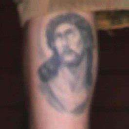 jesus tattoo justin bieber a chronology of some of the religious tattoos justin