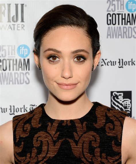 emmy rossum eye makeup how to recreate emmy rossum s hair and makeup instyle