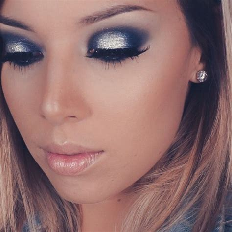 Pretty Toned by 25 Best Ideas About Navy Eyeshadow On Navy