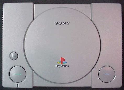 ps 1 console history of computing videogames sony playstation