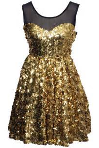 sequin dress black and gold sequin dress dresses trend