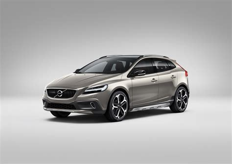 Volvo 2019 V40 by 2019 Volvo V40 Says Cheese In New Renderings Autoevolution