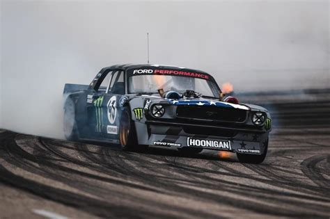 hoonigan mustang turbo hoonigan racing