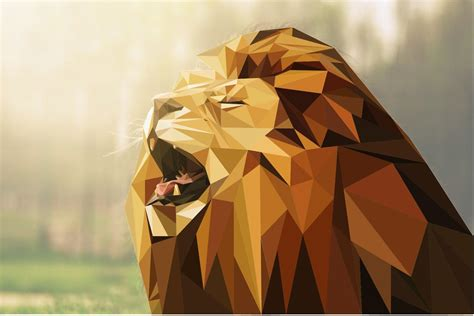 Complementary Colors by Low Poly Art Design