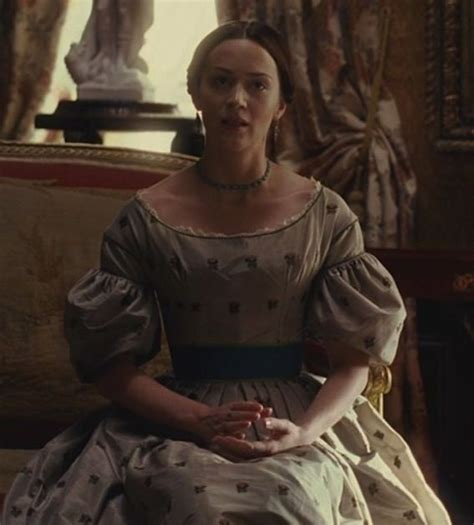 queen victoria film clips emily blunt as queen victoria in the young victoria 2009