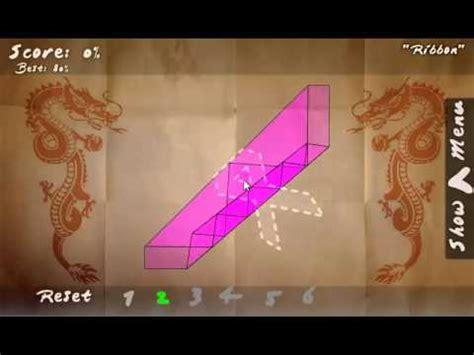 Folds Origami Walkthrough - folds origami lvl 1 34 walkthrough