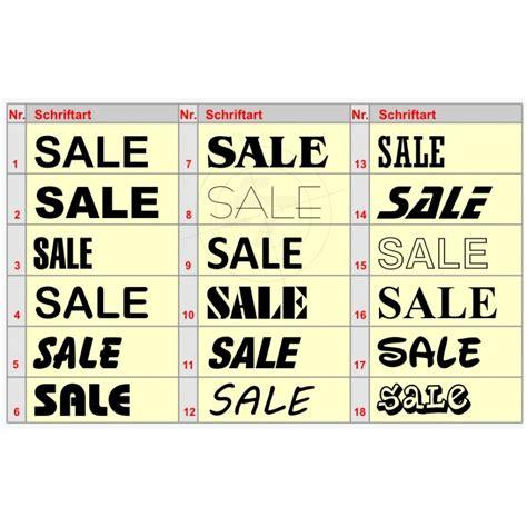Buchstaben Aufkleber Schaufenster by Aufkleber Sale