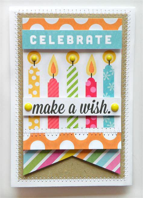 Pocket Pages  Ee  Birthday Ee   Card Me Big  Ee  Ideas Ee