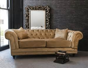 Gold Chesterfield Sofa Sofa Ideas January 2015