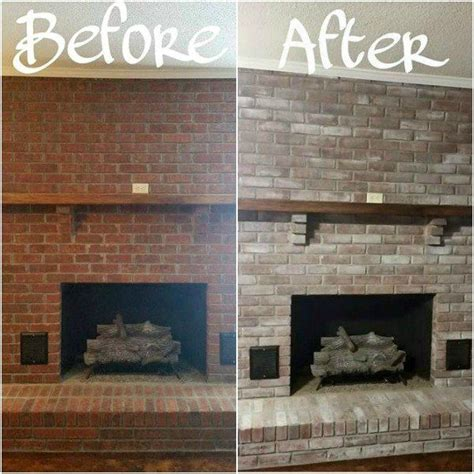how to redo a brick fireplace 17 best ideas about brick fireplace remodel on