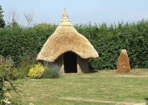 Houses amp homes build an iron age round house at your school from