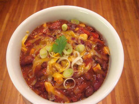 come si cucina il chili 010 mexican vegan chili ricette senza crudelt 224