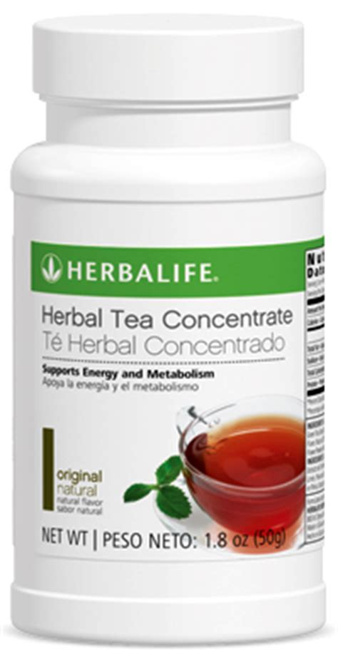 Herbalife Detox Tea by Healthy Living Insights Herbal Tea Concentrate