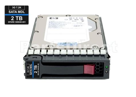 Hardisk 500gb Second second large image of 508040 001 hp 2 tb 3g 7 2k 3 5 sata