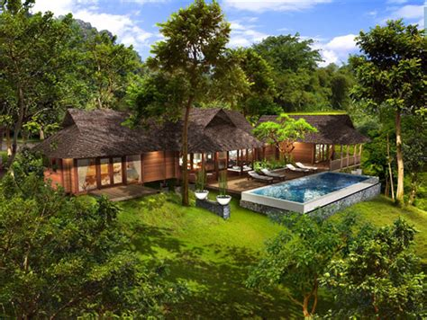 tropical house plan from bali with love tropical house plans from bali with love