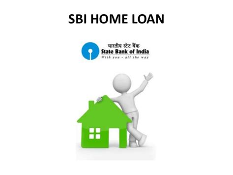 housing loan from sbi sbi home loan