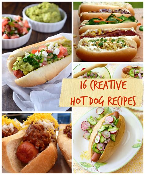 recipes with dogs recipes