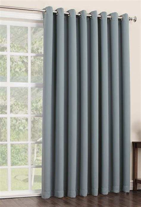7 Best Quality Sliding Glass Door Curtains Drapes Sliding Patio Doors