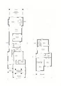 Two Storey Narrow Lot House Plans Narrow Lot Homes Perth 2 Storey House Calista Rosmond Custom Homes
