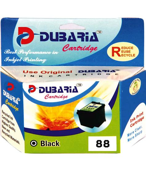 Canon 88 Ink Cartridge dubaria 88 ink cartridge compatible for canon pg 98 ink
