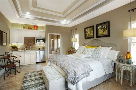 dual master bedroom homes schumacher homes house plan detail