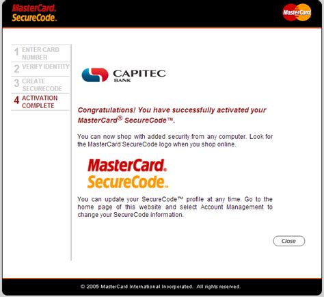 How To Activate Mastercard Gift Card - mastercard securecode