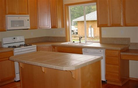 kitchen countertop tile design ideas ceramic tile countertops color ideas