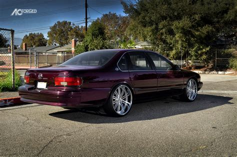 96 impala ss wheels for sale 20 quot staggered ac forged wheels rims split10 st 3